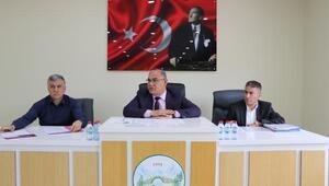 Pozantı'da mayıs ayı meclis toplantısı yapıldı