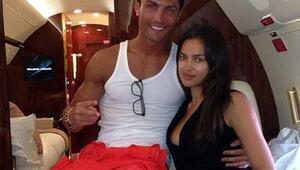 Irina Shayk her şeyi itiraf etti: Ronaldo...
