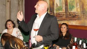 Ünlü sommelier: Türk şarapları kalite fiyat oranında Avrupa en uygunu