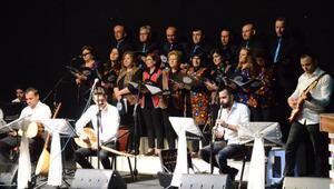 Bozüyük Halk Eğitim Merkezi konseri ilgi gördü