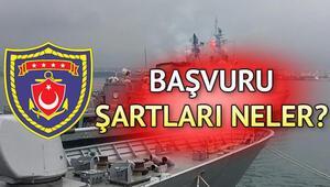 Deniz Kuvvetleri Komutanlığı bin 640 askeri personel alacak Başvuru şartları neler