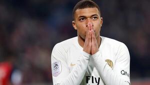 Mbappeye 3 maç men cezası