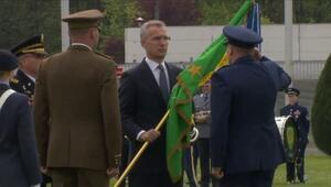 NATOda GKRYnin davet edildiği törene Türk heyeti katılmadı