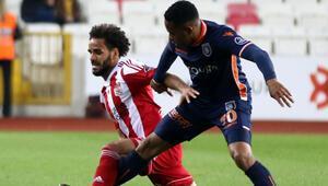 Sivasspor - Başakşehir: 0-0