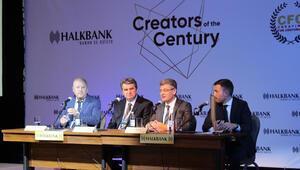 Halkbankın Kuzey Makedonyadaki şubesine girişimciliğe katkı ödülü