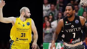 FIBA Şampiyonlar Liginde finalin adı Tenerife - Virtus Bologna oldu