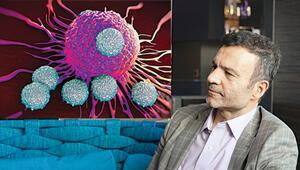 Kanser tedavisinde çığır açan Türk doktor konuştu