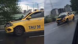 İstanbulluları hayrete düşürmüştü O taksi şoförü yakalandı