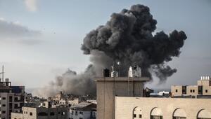 İsrail Gazzeye uçaklarla saldırmaya başladı