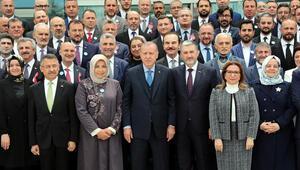 MÜSİAD Genel Merkez binası resmi açılış töreni