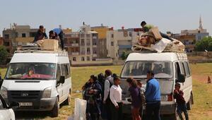 Mevsimlik tarım işçileriAnkara yolunda