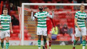 İskoçyada şampiyon Celtic Üst üste 8inci kez...