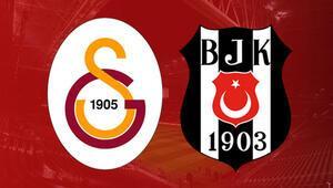 Galatasaray Beşiktaş maçı bugün saat kaçta hangi kanalda yayınlanacak