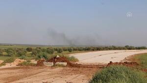 ÖSO Maaranazi terör örgütü YPG/PKKdan kurtardı