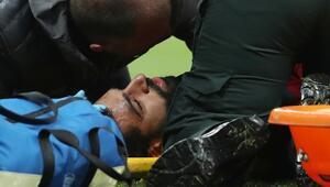 Liverpoolda Salah depremi Gözyaşlarını tutamadı...