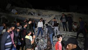 ABDden İsrailin AA ofisinin de vurulduğu hava saldırılarına destek