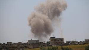 İdlib Gerginliği Azaltma Bölgesine saldırı