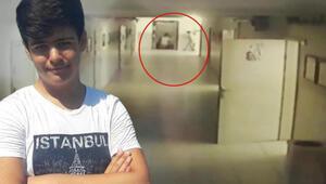Okulda dehşet Asansör boşluğuna düştü