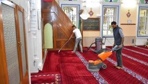 Narlıderede camiler ramazana hazır