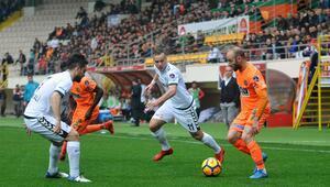 Konyaspor ile Alanyaspor karşı karşıya Aralarındaki 5 maçta...