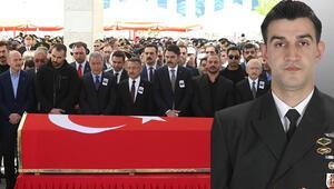 Şehit Yüzbaşı Celalettin Özdemir son yolculuğuna uğurlandı