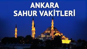 Ankarada ilk sahur saat kaçta il il iftar ve sahur vakitleri