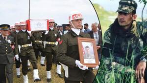 Cumhurbaşkanı Erdoğan şehit babasını aradı: Kanları yerde kalmadı, onların da hakkından geldik