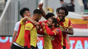 Göztepe 4-1 Antalyaspor