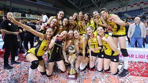 Son dakika: VakıfBank üst üste 2. kez şampiyon