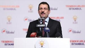 AK Partiden FETÖyle irtibatlı 43 sandık kurulu başkanı ve üyesi hakkında ilk açıklama