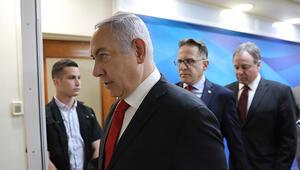 Netanyahunun ardından bombardımanı arttırın talimatı