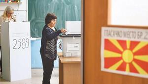 Kuzey Makedonya'da kazanan Pendarovski