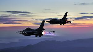 Son dakika: PKKya hava harekatı...Tüm hedefler imha edildi