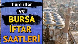 Bursa ezan saatleri 2019 Bursada iftar saat kaçta