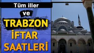 Trabzonda iftara kaç saat kaldı İşte İftar saat kaçta sorusunun yanıtı