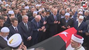 Tarihçi yazar Kadir Mısıroğlu son yolculuğuna uğurlandı
