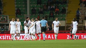 Aytemiz Alanyaspor 2-4 Atiker Konyaspor