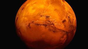 Marsta yıllardır aranan suyu kum fırtınaları yok etti