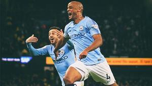 Manchester City, Leicester Cityyi tek golle geçti