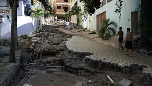 Brezilyada polis operasyonu: 8 ölü