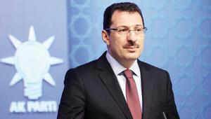 AK Parti'den İstanbul açıklaması: Suç duyurusunda bulunacağız