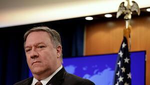 ABD Dışişleri Bakanı Pompeonun Almanya ziyareti iptal edildi