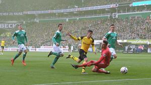 Werder Bremen 2-2 Borussia Dortmund (MAÇ ÖZET)