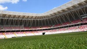 Yeni 4 Eylül Stadı, kupa finaline hazırlanıyor
