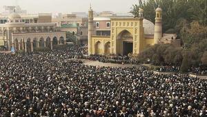 Çin, Uygur camilerini yıkıyor
