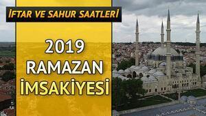 Konyada iftara kaç saat kaldı İşte 7 Mayıs tarihli iftar saatleri