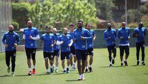 Alanyaspor, Beşiktaş hazırlıklarına başladı