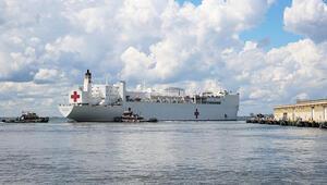 Son dakika... ABDden Venezuela yakınlarına hastane gemisi