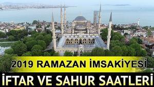Aydında iftar saat kaçta açılacak 7 Mayıs tarihli iftar saatleri
