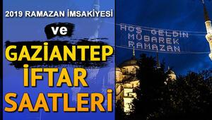 Gaziantepte iftar saat kaçta Gaziantep iftar saatleri 7 Mayıs